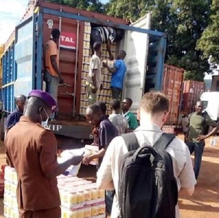 RCA: suspension du partenariat avec la «mission économique russe», un véritable bras de fer se déroule en ce moment au poste de Douane de Béloko: