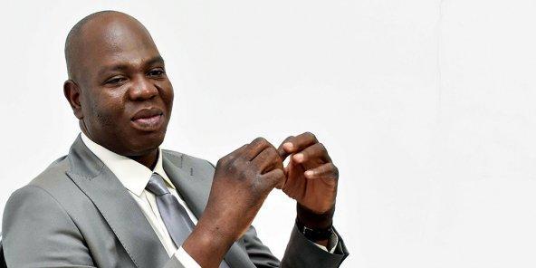 Luc Atrokpo, l'homme qui rêve de transformer Cotonou
