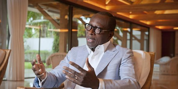 Bénin – Patrice Talon: «J'ai pris le risque d'être impopulaire»