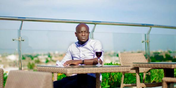 «Mon Cotonou à moi… » : une révolution urbaine dans les yeux de l'artiste Tchif