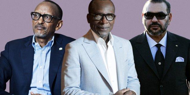 Mohammed VI, Paul Kagame, Patrice Talon : trois styles, trois méthodes