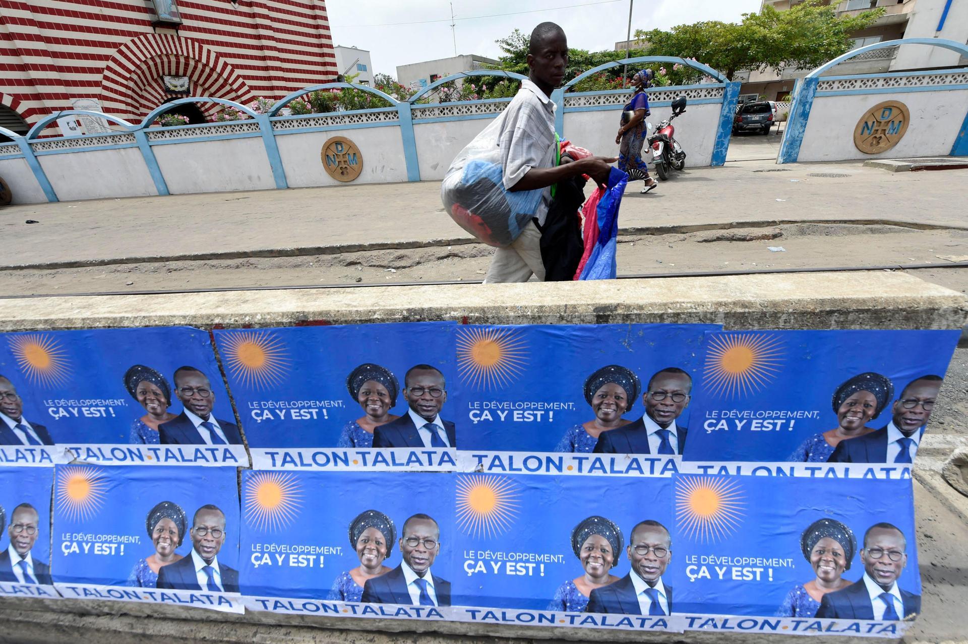 Au Bénin, l'opposition dénonce un scrutin présidentiel verrouillé par Patrice Talon