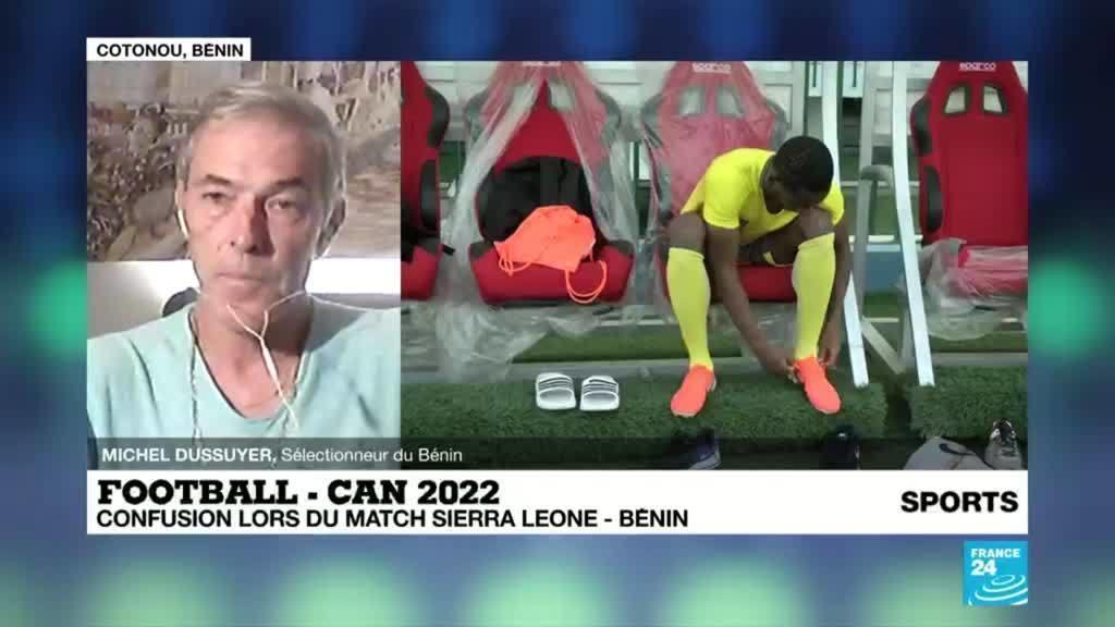Report de Sierra Leone-Bénin : le sélectionneur Michel Dussuyer dénonce une