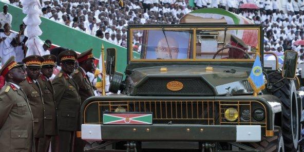 Le Burundi se recueille pour les obsèques de Pierre Nkurunziza