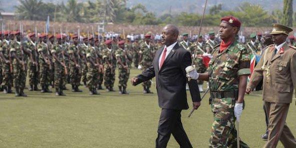 Burundi : le chef des Imbonerakure nommé à la tête de la Radio télévision nationale