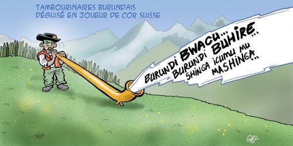 [Chronique] La cavale suisse des tambours du Burundi