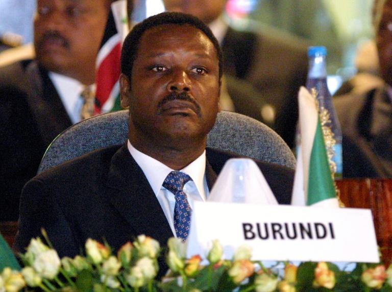 L'ancien président du Burundi Pierre Buyoya est décédé du coronavirus