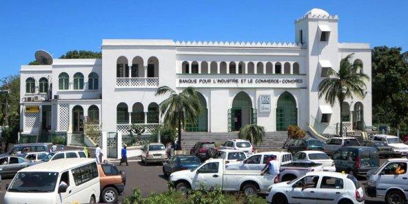 Comores : les banques en manque de crédits