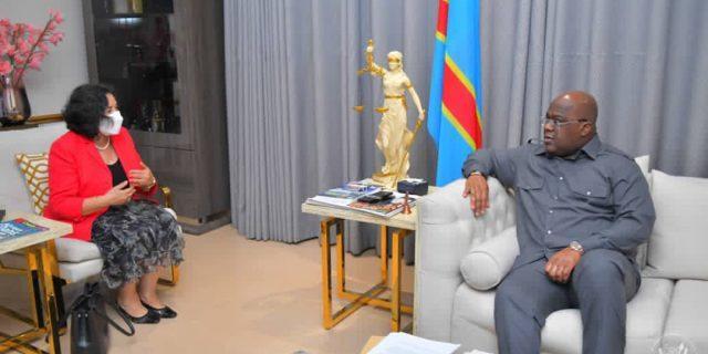 RDC : qui remplacera Leïla Zerrougui à la tête de la Monusco?