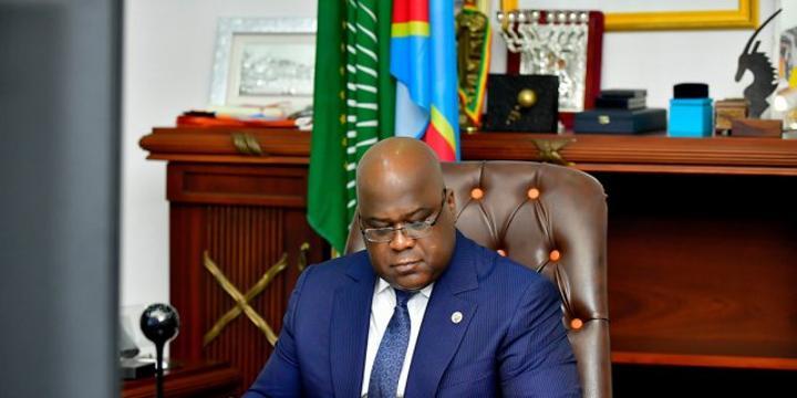 Conseillers et diplomates influents… le dispositif de Félix Tshisekedi, futur président de l'Union africaine