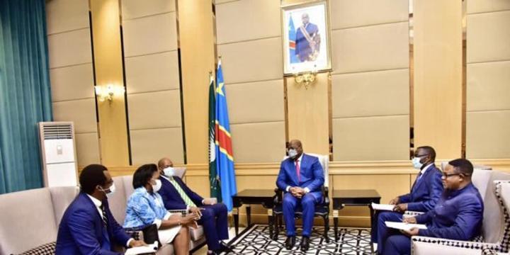 RDC : Félix Tshisekedi obtient le feu vert pour la Zlecaf, l'opposition condamne une «erreur grave»