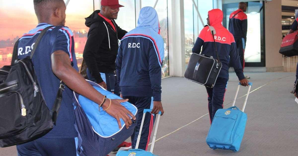 Éliminatoires CAN 2022: Les Léopards sont arrivés au Gabon