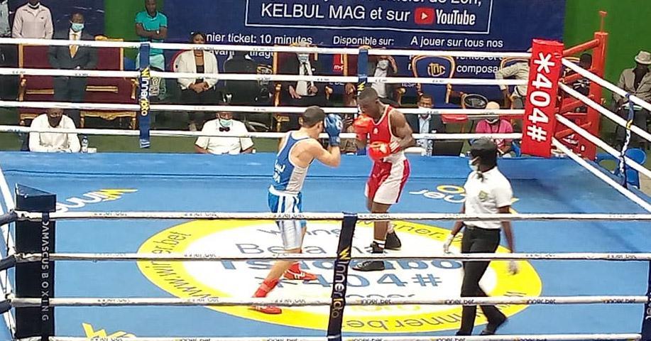 Boxe-championnat d'Afrique zone 3 : la RDC s'impose d'entrée
