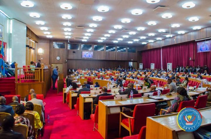 ZLECAF: rejeté sous Thambwe Mwamba, le projet de loi remis au débat