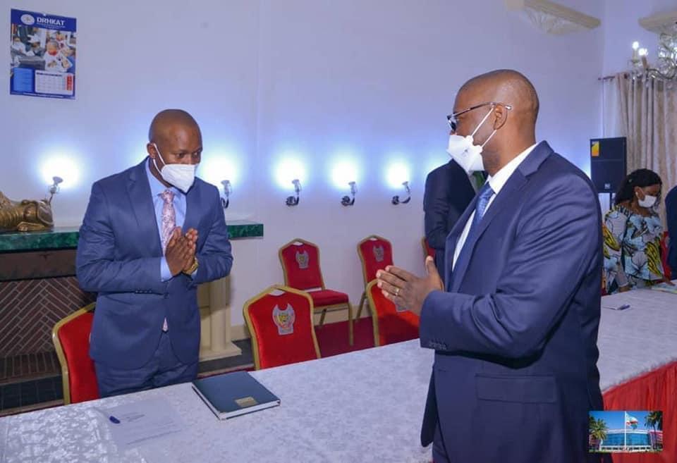 Haut-Katanga : le gouvernement provincial appelle les entreprises minières au respect de cahier de charges en faveur des communautés autochtones