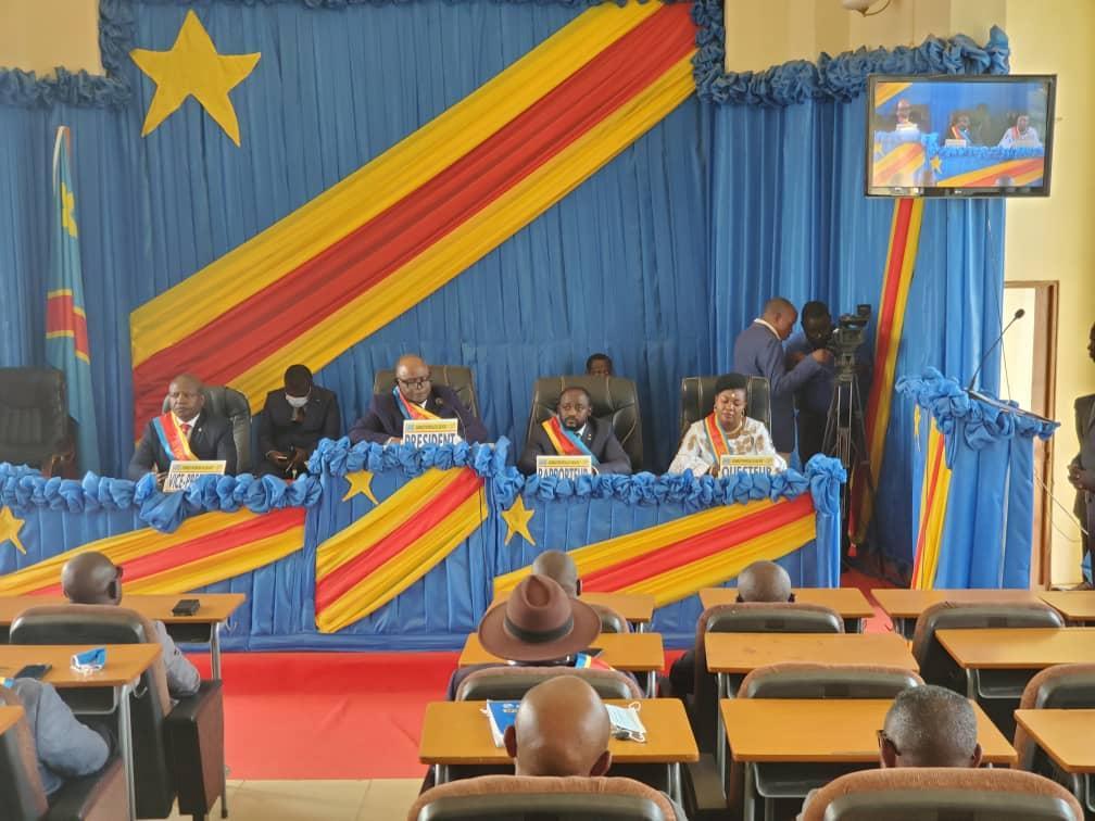 Sud-Kivu: l'Assemblée provinciale compte évaluer toutes les recommandations soumises au Gouvernement pour application