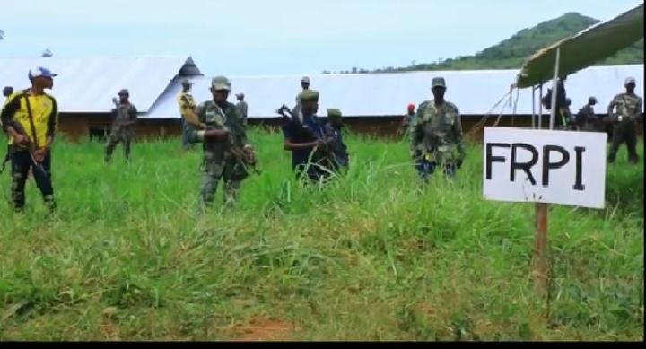 Plus d'une année après la signature de l'accord de paix entre le gouvernement et laForce de résistance patriotique de l'Ituri (FRPI), le processus est au point mort