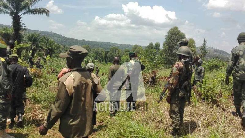 Sud-Kivu : l'armée perd un colonel au cours des combats avec les miliciens Raïa Mutomboki à Kalehe