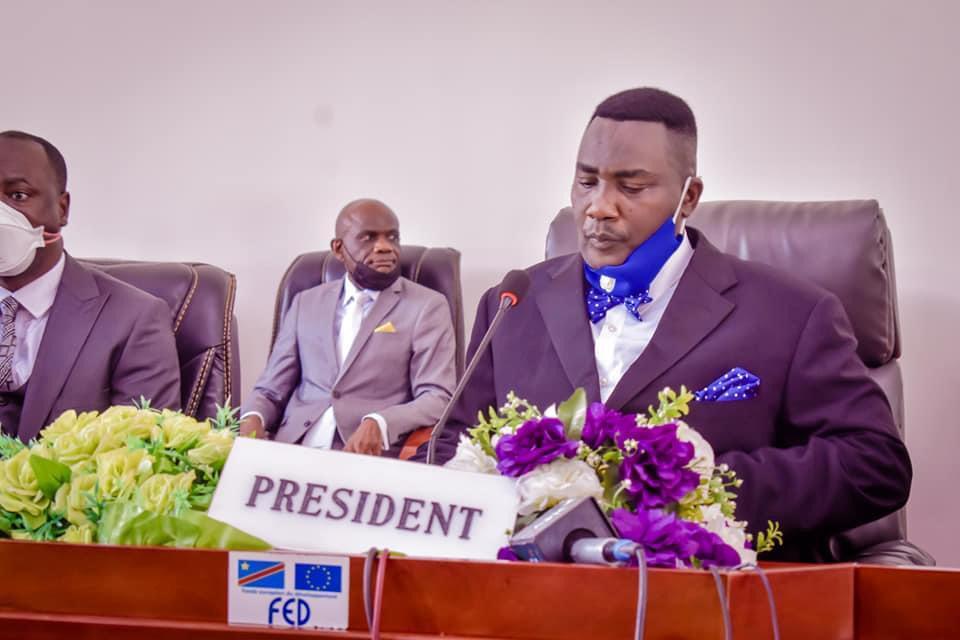 APK : les députés signataires de la pétition contre Godé Mpoyi exigent l'installation du Bureau d'âge