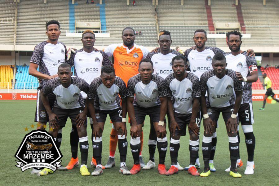 Vodacom Ligue 1 : Mazembe s'impose aux forceps à Mbuji-Mayi et reprend la tête du classement