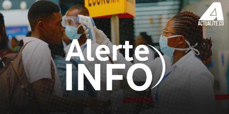 Covid-19 en RDC: 61 nouveaux malades enregistrés samedi