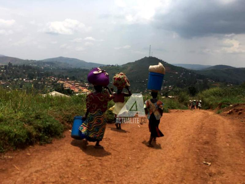 Ituri : l'armée a reconquis Nyankunde mais la vie peine à reprendre, plusieurs habitants sont toujours en déplacement