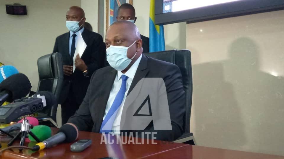 Fin de la 12e épidémie d'Ebola en RDC : le ministre de la santé insiste sur le maintien des mécanismes d'alerte