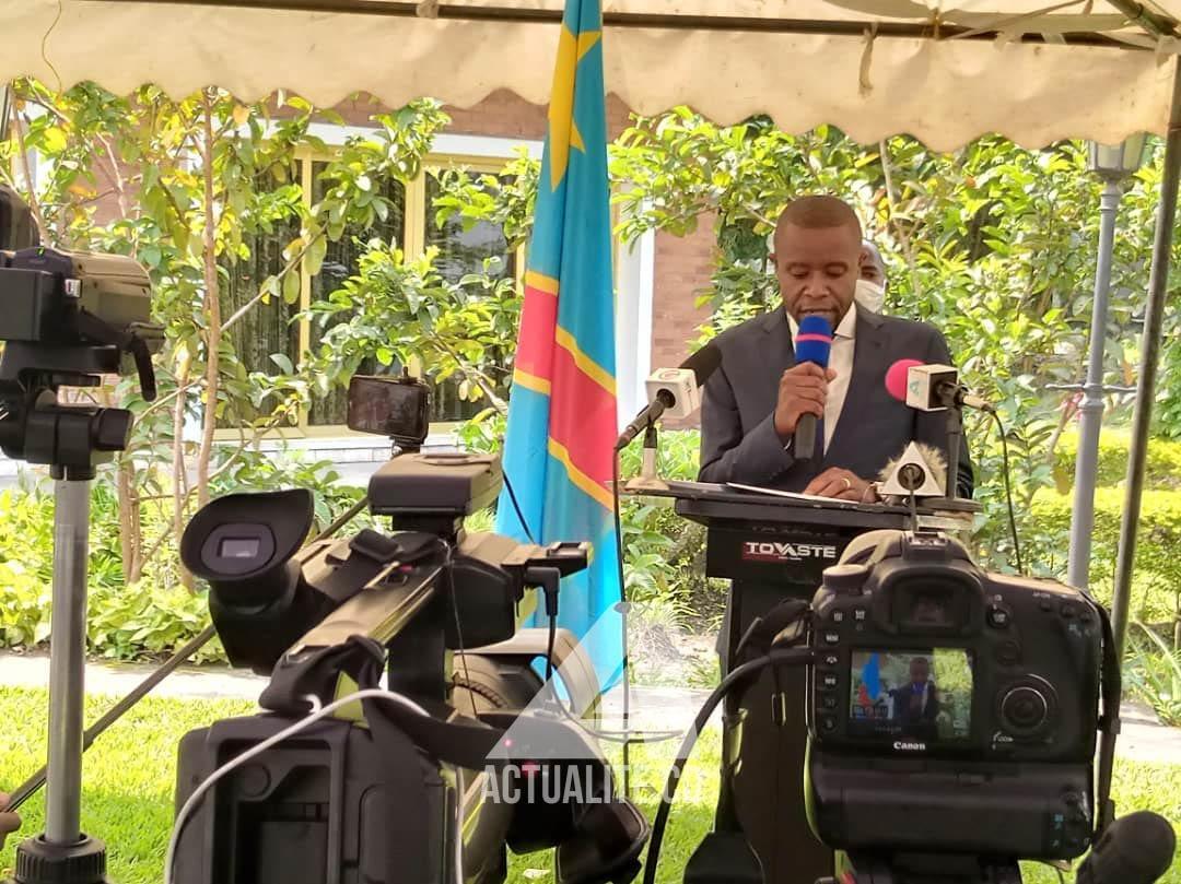 Ituri/Nord-Kivu : bien que suspendus pendant l'état de siège, les institutions provinciales et leurs animateurs continueront de bénéficier de leurs avantages sociaux