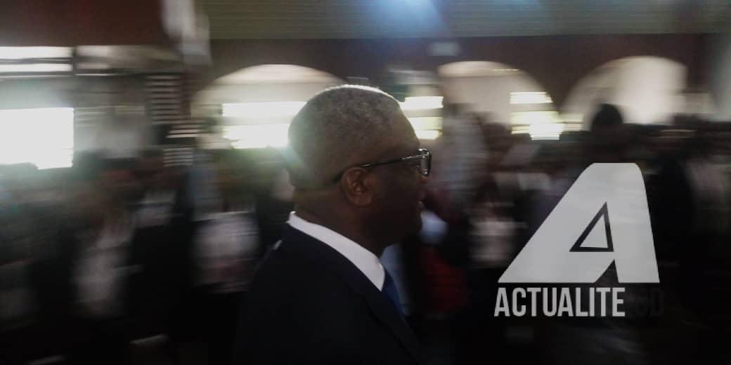 Dr Denis Mukwege n'a pas déposé sa candidature à la présidence de la CENI