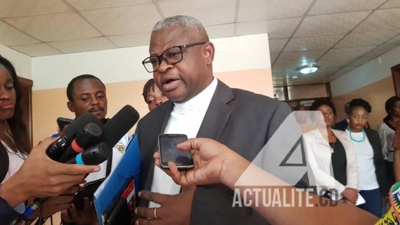 un mémo de l'Eglise catholique remis à Christophe Mboso pour appuyer la commission d'enquête parlementaire à la recherche de la paix dans l'est