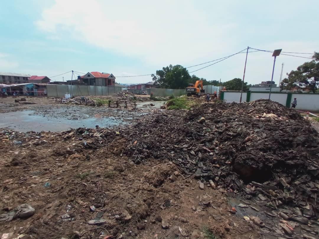début des travaux de réhabilitation de la route Yolo