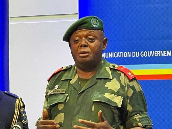 « Nous avons la capacité et la logistique » de tenir l'état de siège (FARDC)