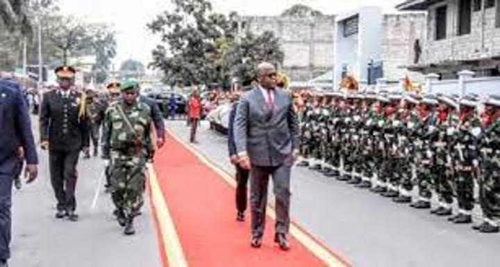 Etat de siège: Luboya Nkashama nommé Gouverneur du Nord-Kivu et Constant Ndima Kongba Gouverneur de l'Ituri