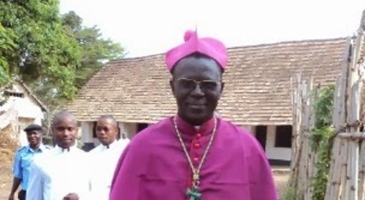 Tshopo : Mgr Jean-Bertin Nadonye désigné administrateur apostolique du diocèse de Buta par le pape François