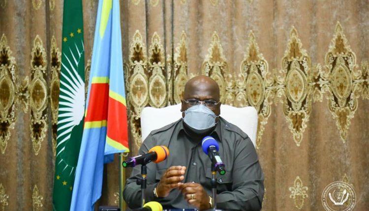 Félix Tshisekedi aux sénateurs de l'Union sacrée : « La population a besoin d'une nouvelle dynamique pour répondre à ses attentes »