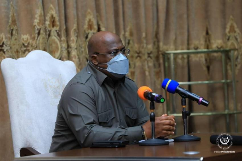 Tshisekedi aux sénateurs : « La population a besoin d'une nouvelle dynamique »