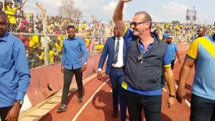 Fc Lupopo : Pascal Beveraggi désavoué