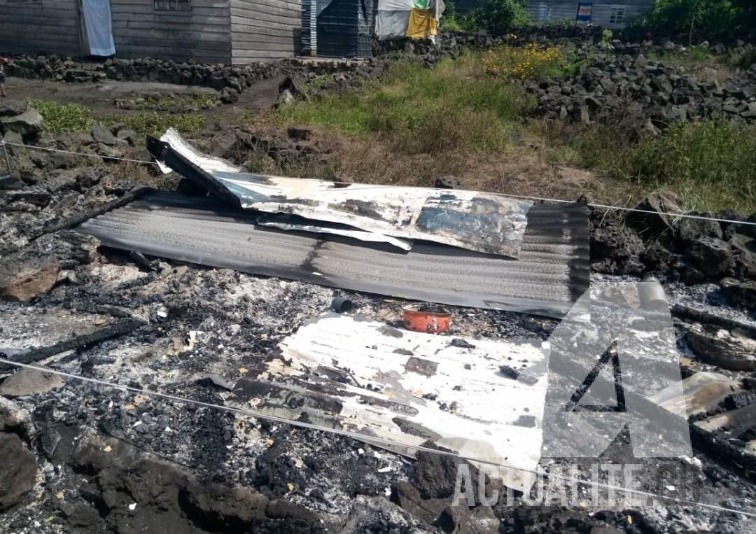 Goma : un enfant meurt dans un incendie au camp militaire de Katindo, trois blessés par explosion des munitions