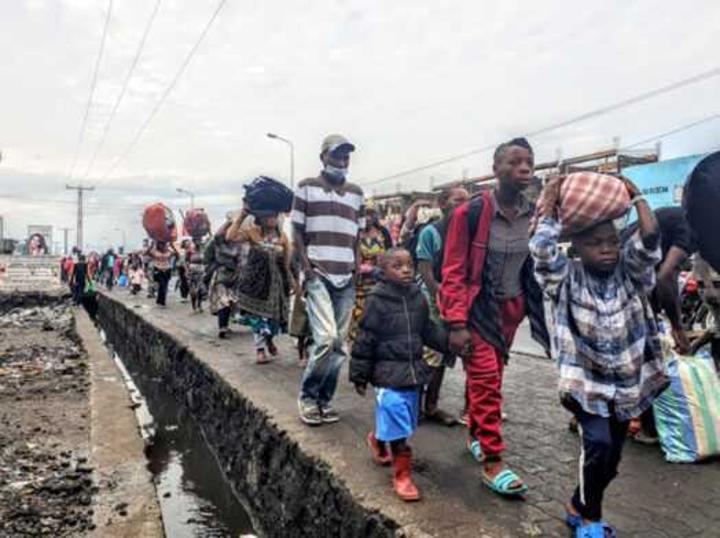 Sud-Kivu: le gouvernement provincial a rapatrié un premier lot de 264 déplacés de Goma ce mercredi