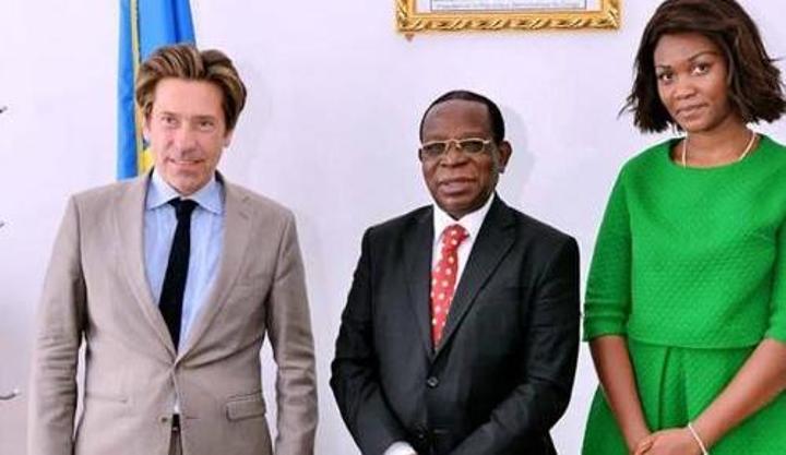 Des entreprises belges envisagent d'investir dans divers domaines en RDC (Jérôme Roux)