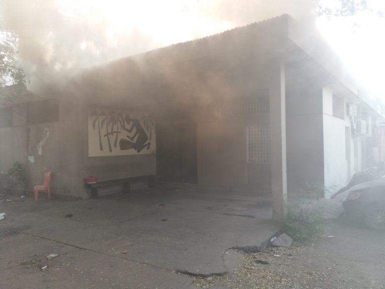 Kinshasa: une panne d'électricité à l'origine d'un incendie au studio Ndiaye