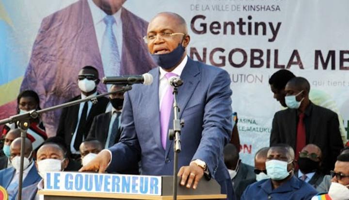 3ème vague de la Covid-19 : à Kinshasa, l'autorité interdit meeting, marche et réunions de plus de 20 personnes