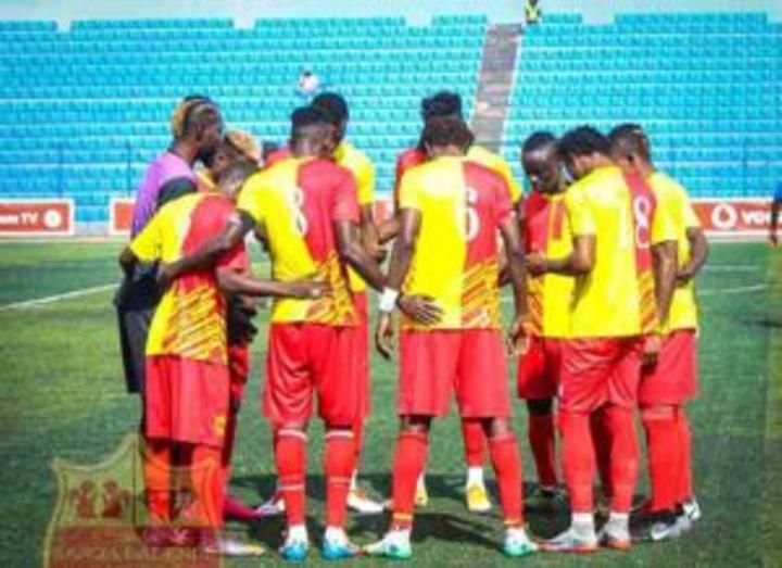 Vodacom ligue I : Sanga Balende s'impose devant Dauphin Noir au stade des Martyrs et Blessing bat Lubumbashi sport à Kolwezi