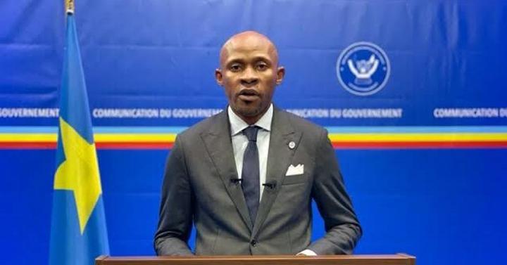 Etat de siège : « la cible n'est plus sur un front connu » (Patrick Muyaya)