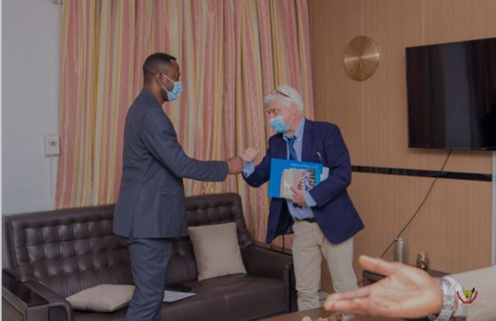 Le représentant de l'UNICEF Beigbeder plaide pour la construction de nouvelles salles de classe