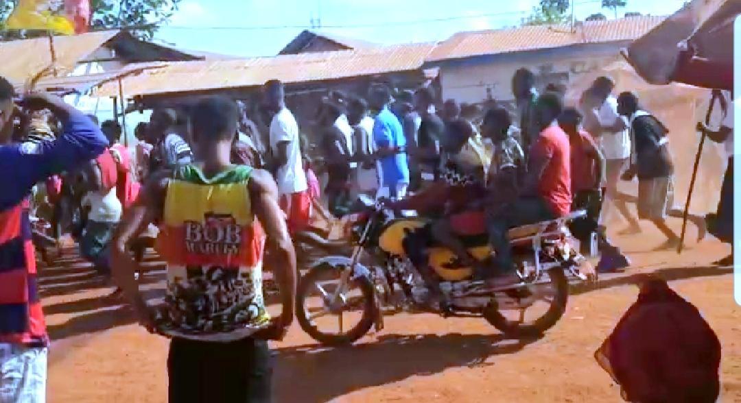 Mambasa: des orpailleurs artisanaux protestent contre leur déguerpissement au profit des chinois
