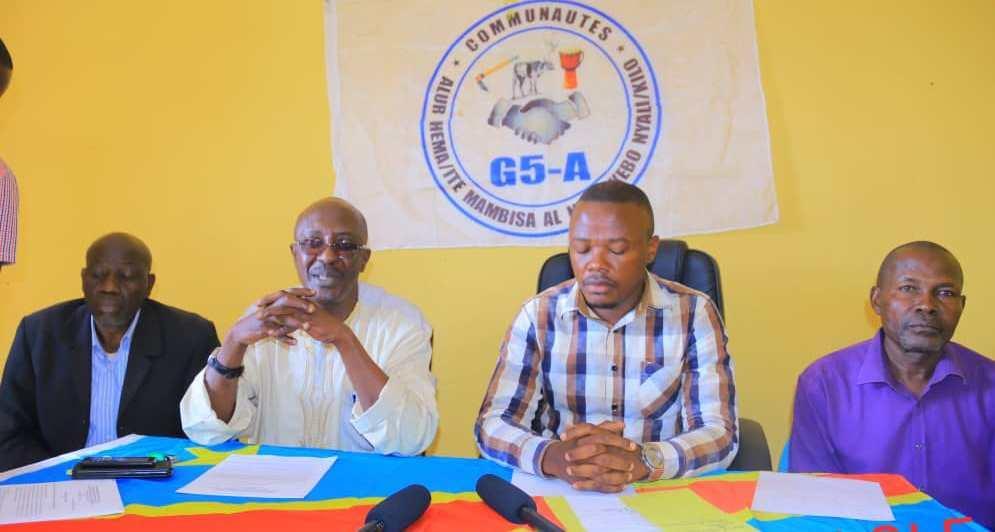 État de siège : le G5-A demande au Président Tshisekedi d'accorder une attention particulière aux militaires engagées dans les opérations