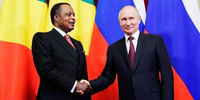 Cuba, Chine, Russie… Les amitiés au long cours du Congo