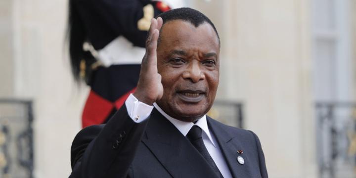 Présidentielle au Congo: Denis Sassou Nguesso investi candidat du parti au pouvoir