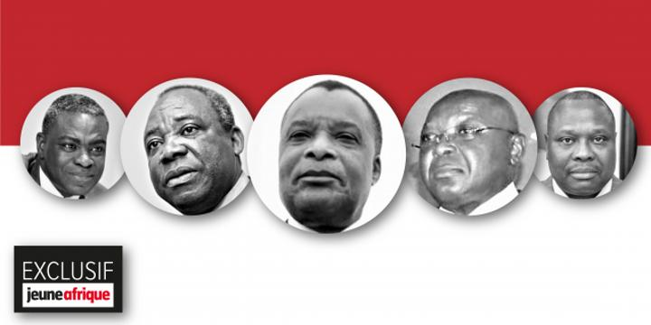 Présidentielle au Congo: la garde rapprochée (électorale) de Denis Sassou Nguesso